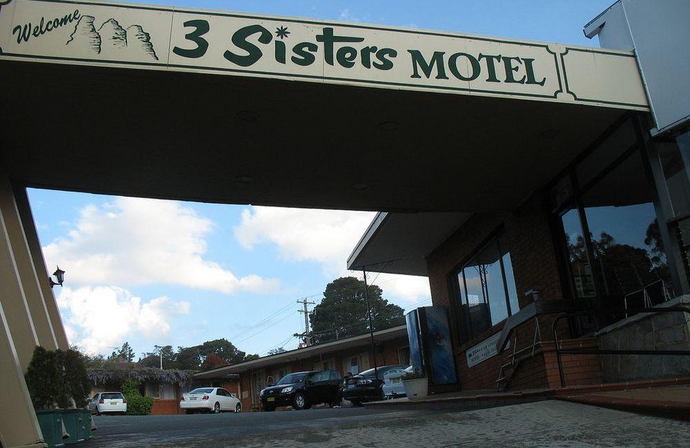 汽車旅館3 Sisters Motel