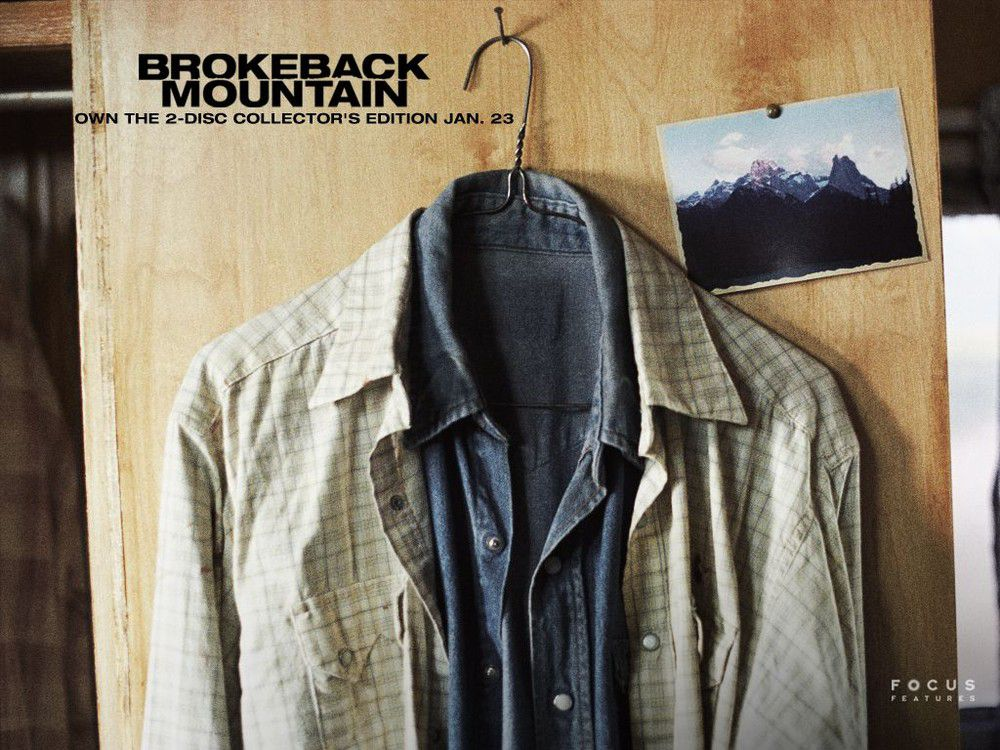 Brokeback Mountain 斷背山 - 二人的侐衫