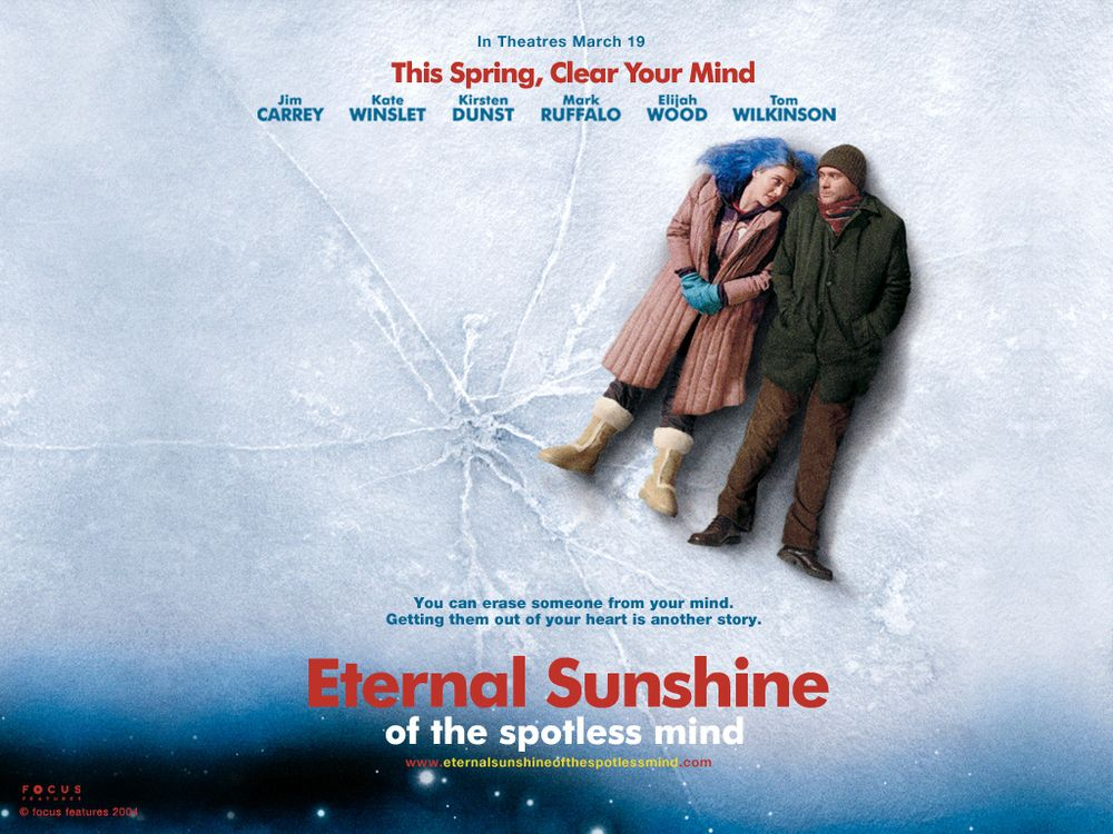 Eternal Sunshine of the Spotless Mind 無痛失戀