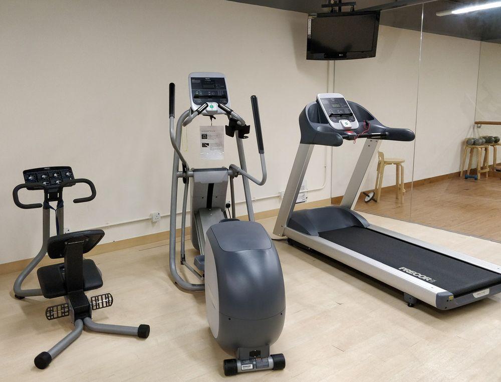 公司的Fitness Room