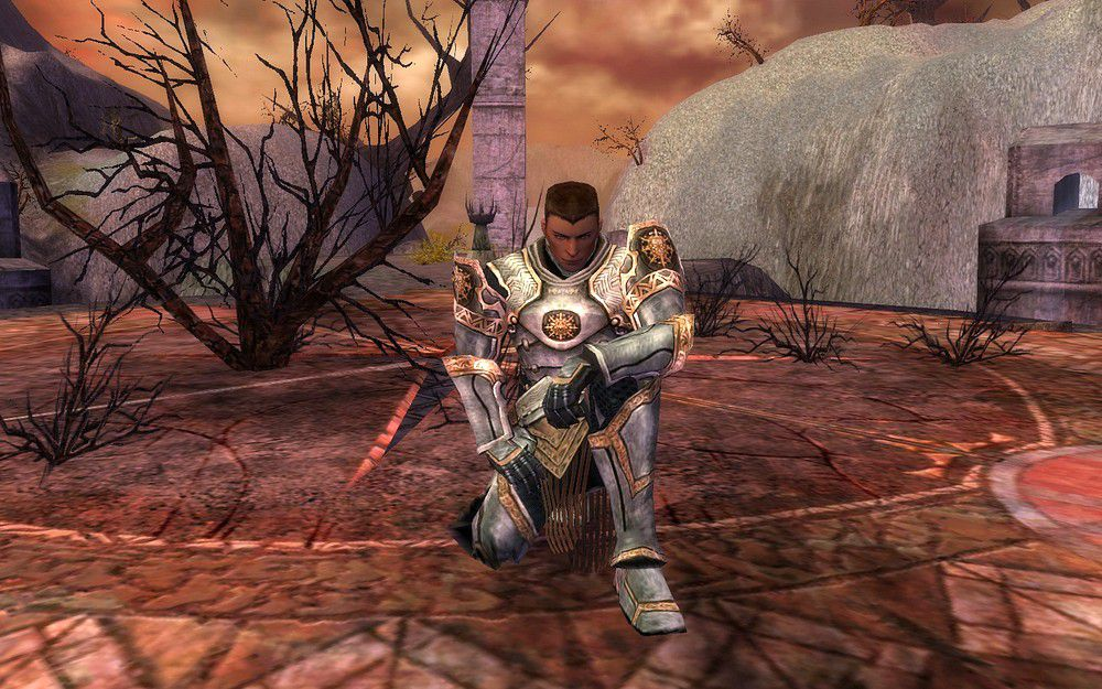 Guild Wars - 阿斯卡隆戰士