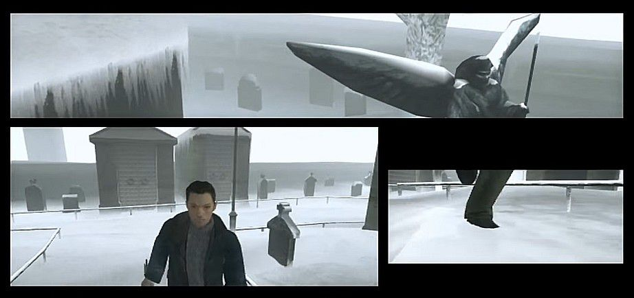Indigo Prophecy - 鏡頭分割