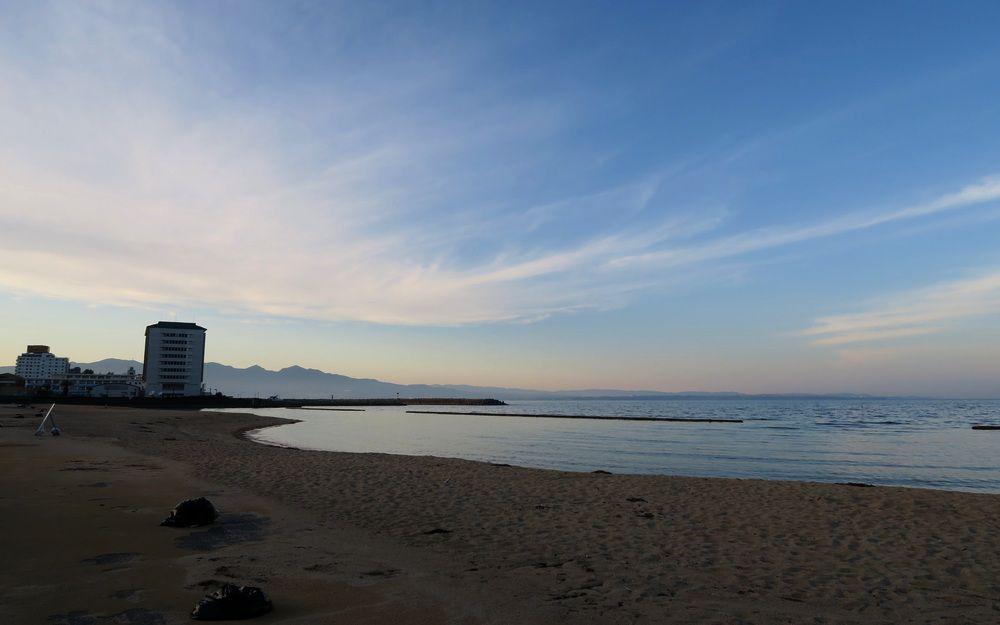 別府市海岸