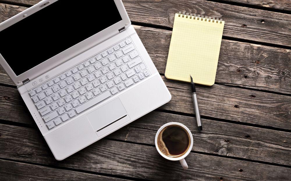 筆電 筆記 咖啡