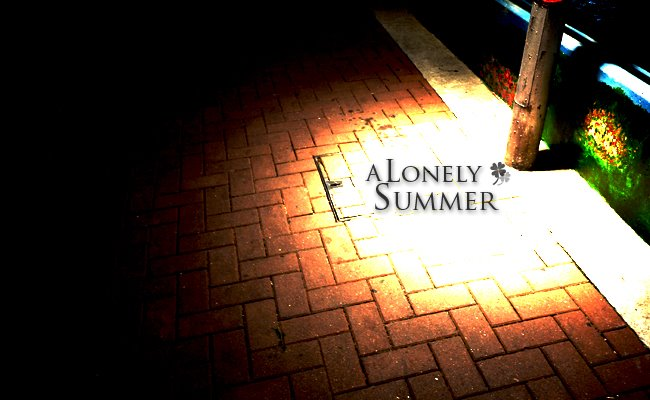 A Lonely Summer