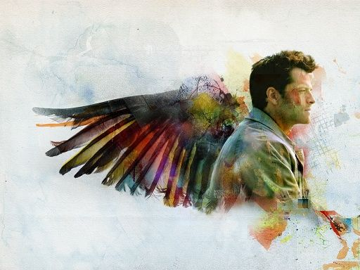 Supernatural - Castiel