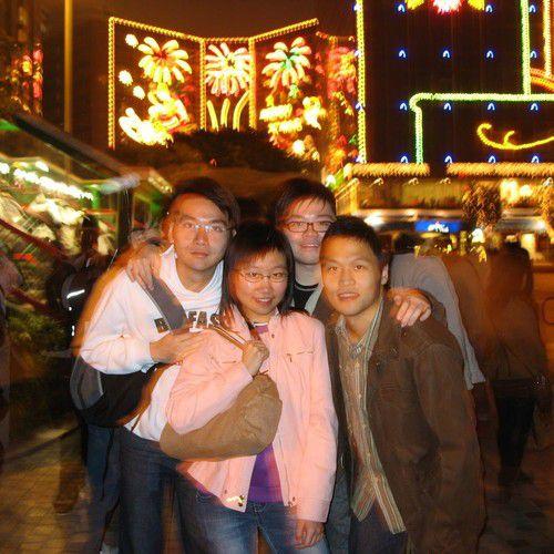 聖誕2005 - 朋友合照