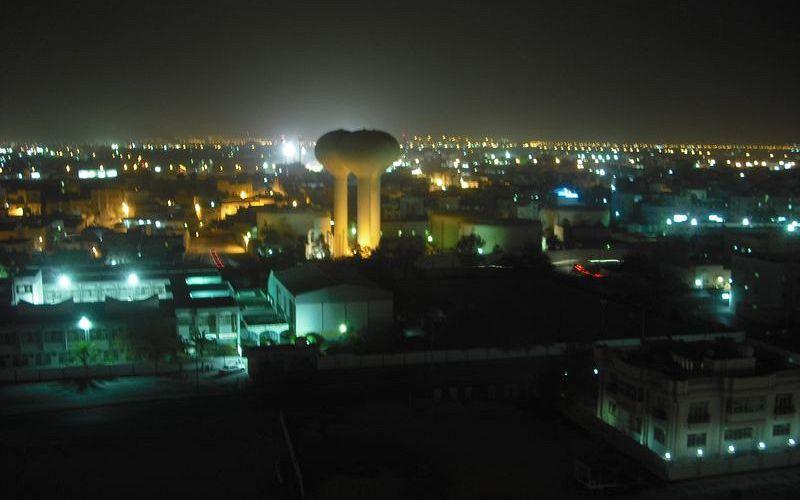 Bahrain夜景