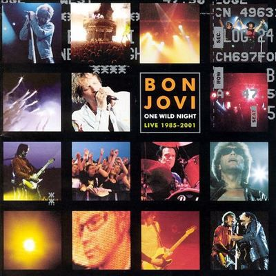Bon Jovi《One Wild Night Live 1985-2001》