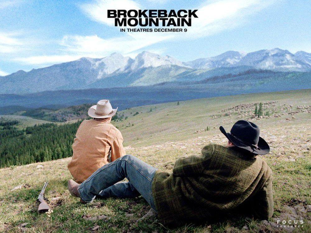 Brokeback Mountain 斷背山 - 二人的時光
