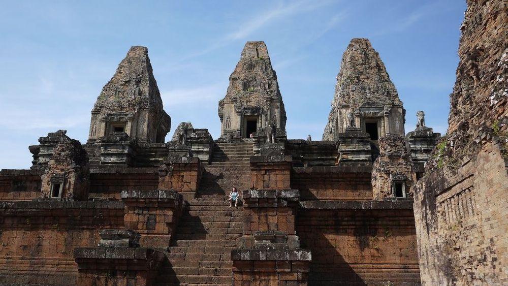 柬埔寨 比粒塔