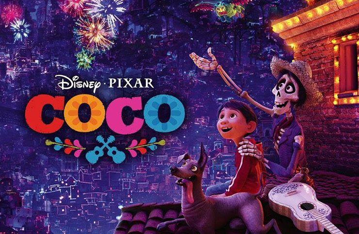 Coco 玩轉極樂園