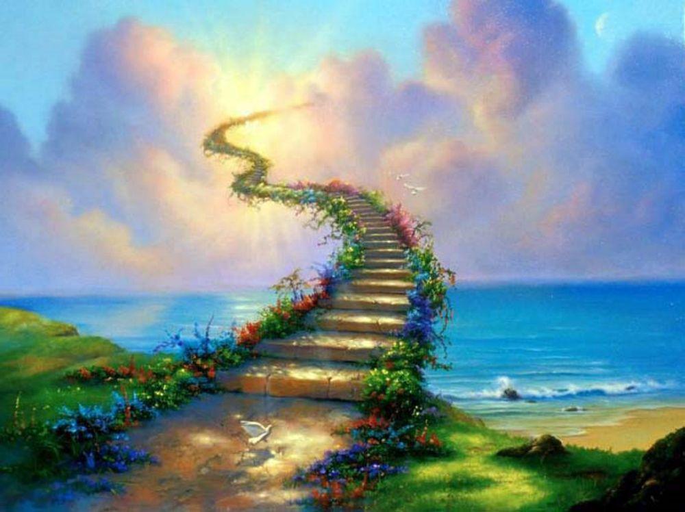 幻想的階梯