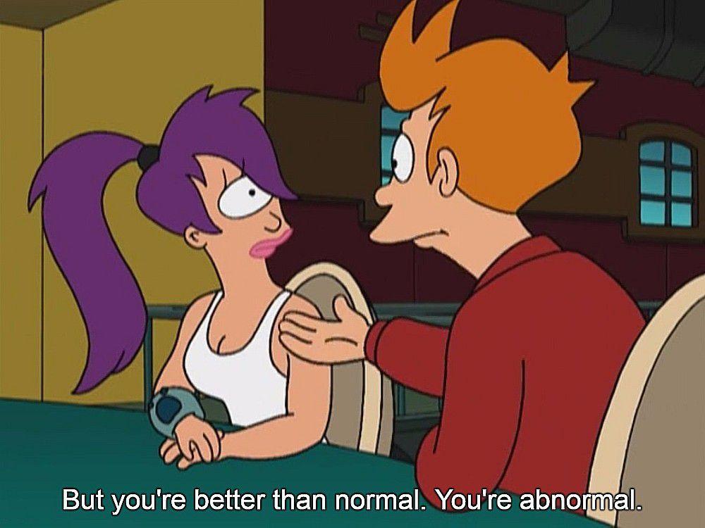 大學初體驗: I am better than normal