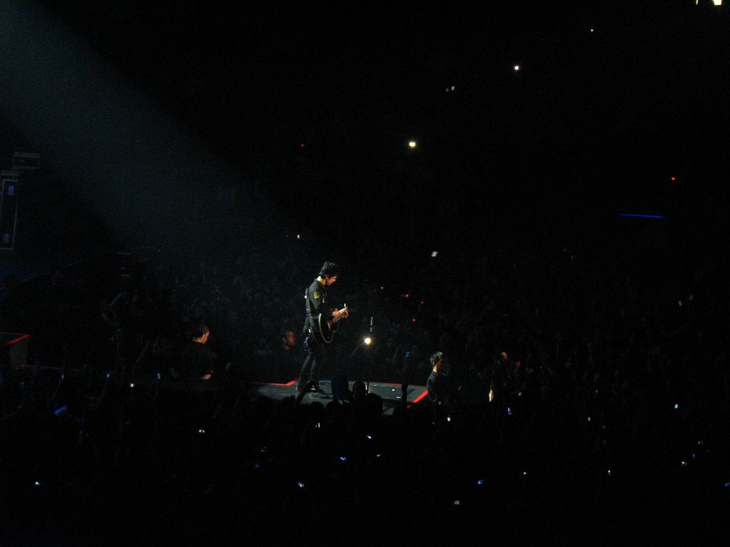 Green Day主音Billie Joe Armstrong