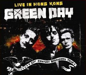 Green Day Live in Hong Kong 2010
