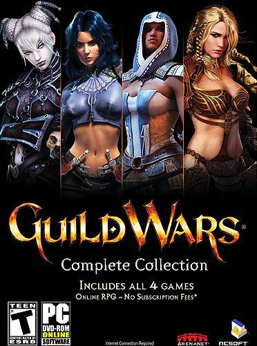 Guild Wars Complete Collection