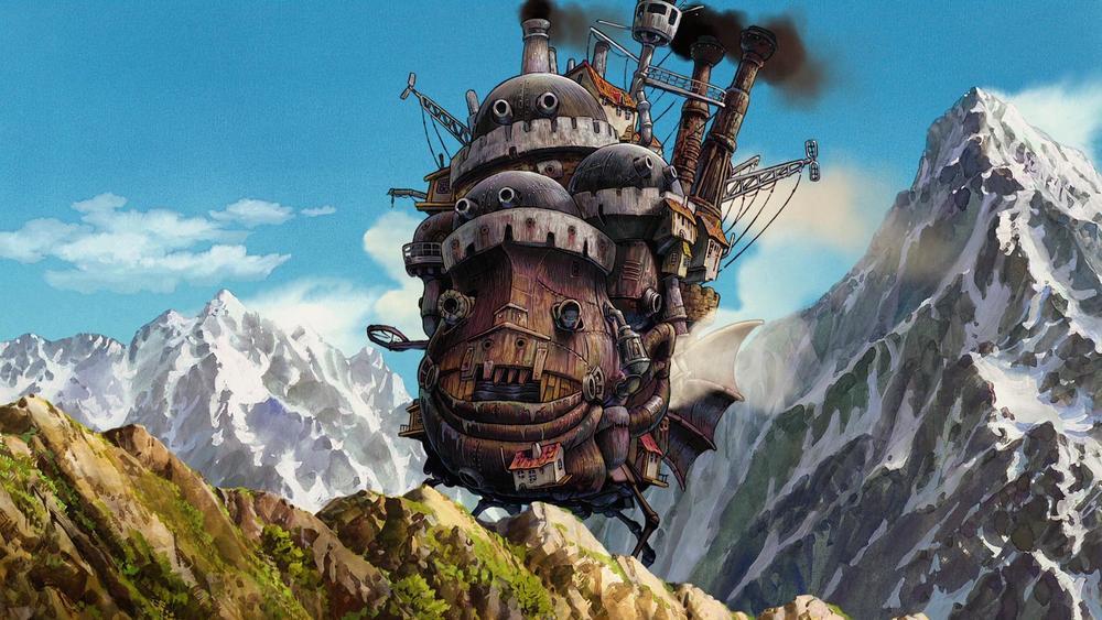 《哈爾移動城堡》七彩歡悅的冒險