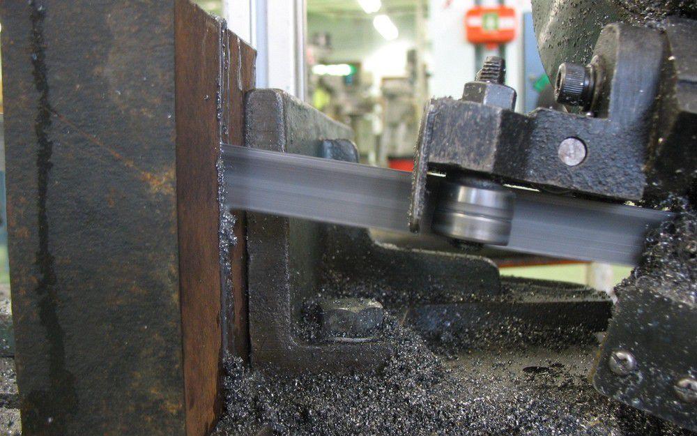 工場切割零件