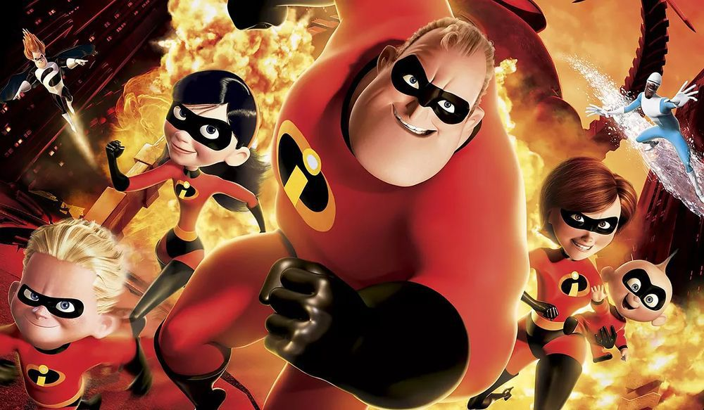 The Incredibles 超人特工隊