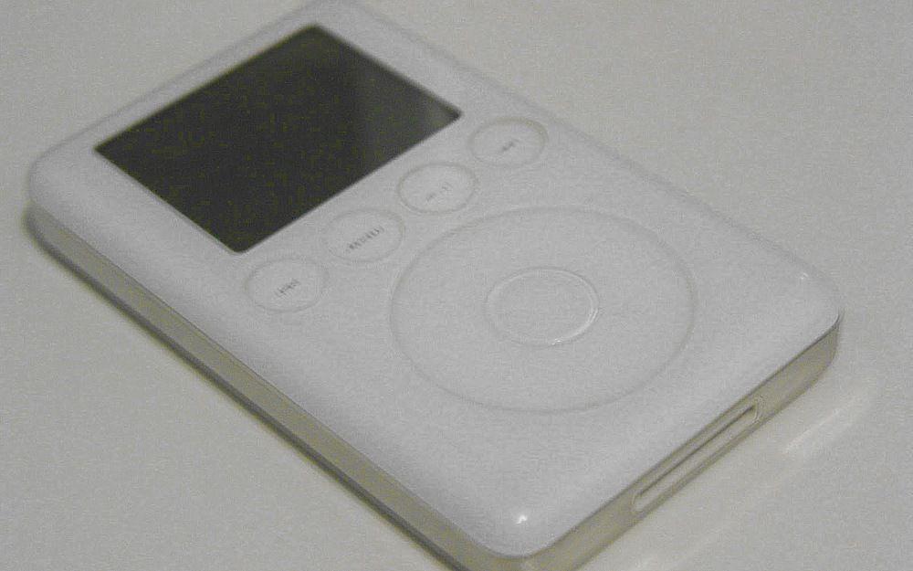 竟把iPod也摔壞了