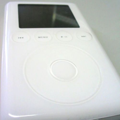 我愛我的iPod!