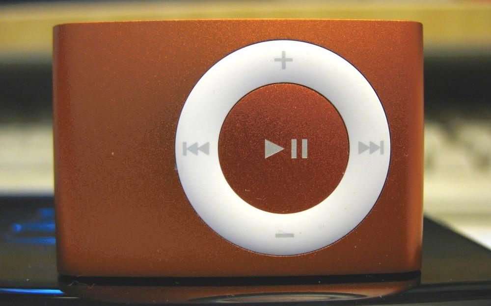 第2代iPod Shuffle