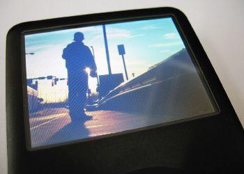 iPod Classic顯示屏