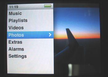 iPod Classic介面