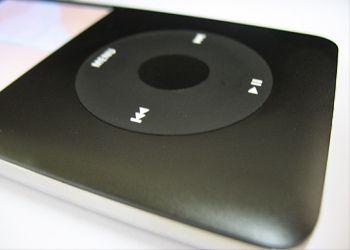 iPod Classic磨砂面