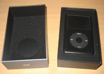 iPod Classic開箱