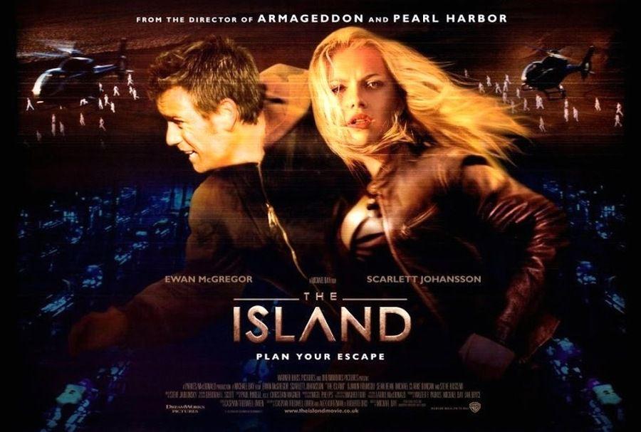 《The Island》動作為主的複製人逃亡之旅