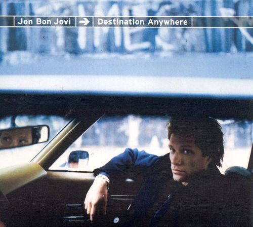 [碟評] Jon Bon Jovi《Destination Anywhere》