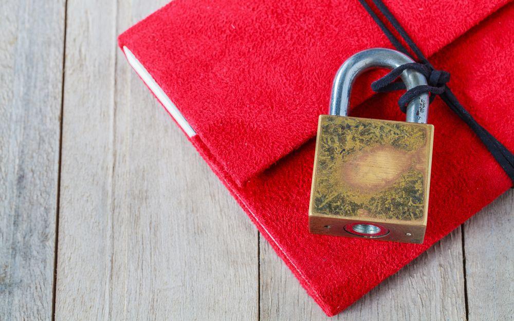 上鎖的日記