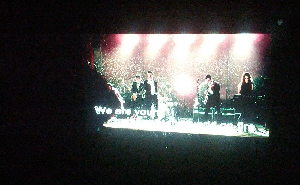 Karaoke - We Are Young