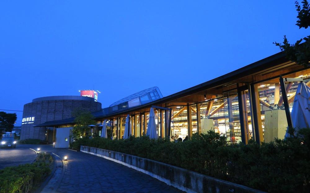 武雄市圖書館