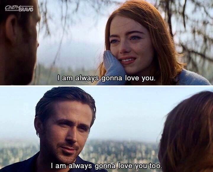 La La Land 星聲夢裡人 - 永遠愛你