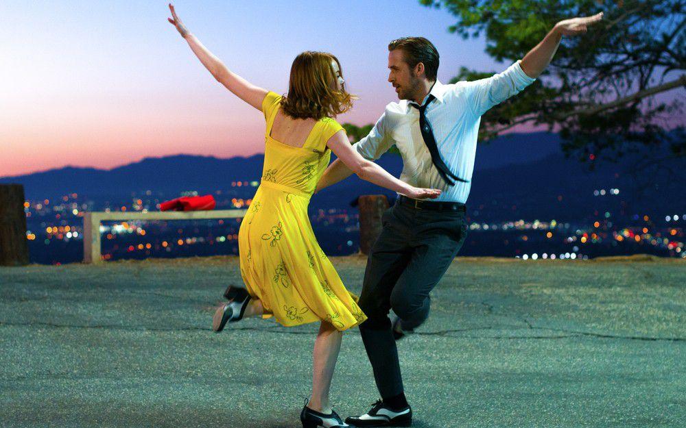 《La La Land》平庸卻成功的追夢故事