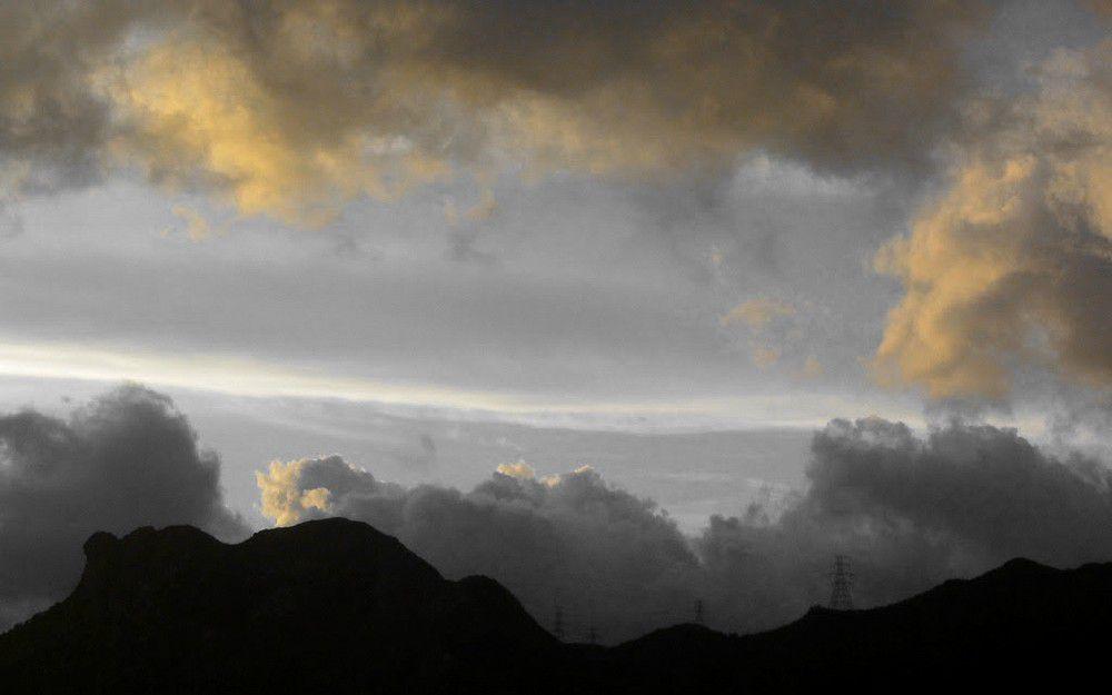 獅子山 - 雲湧