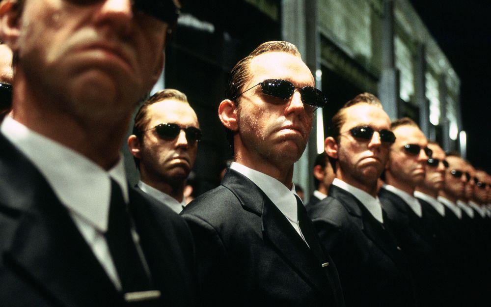 The Matrix - Agent Smith