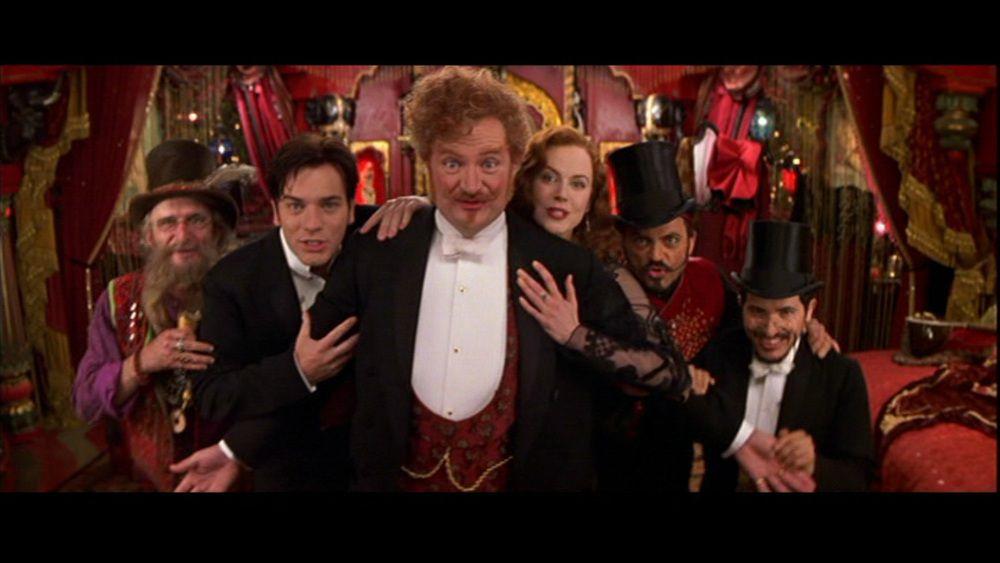 Moulin Rouge! 情陷紅磨坊