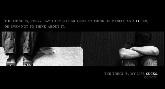 The thing is…