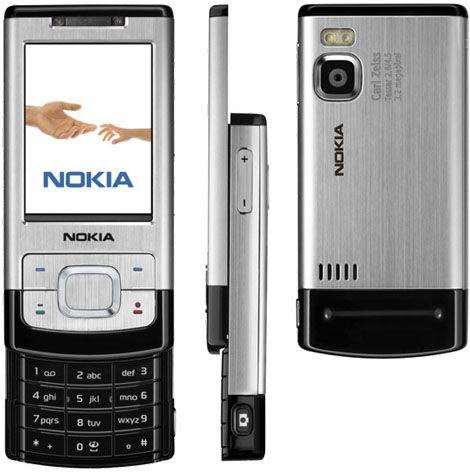 新電話入手 – Nokia 6500s