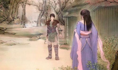 仙劍4: 雲天河與柳夢璃
