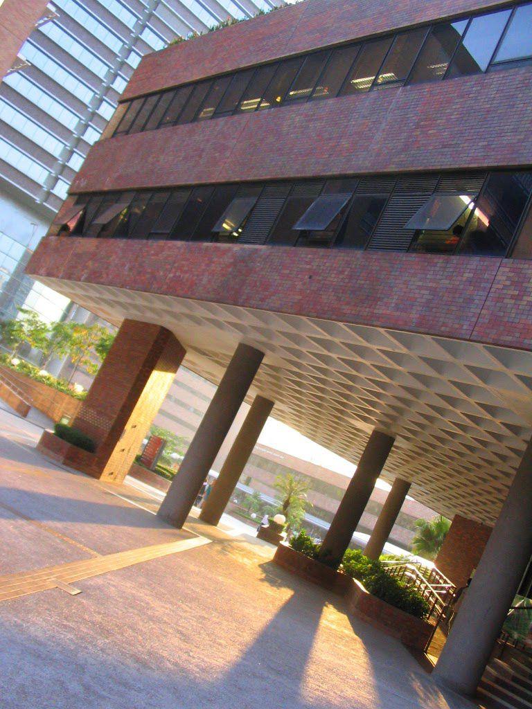 HK PolyU - Communal Building