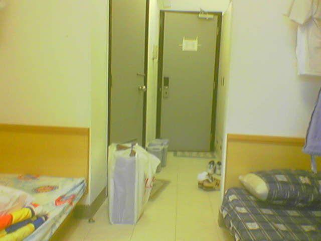 HK PolyU - 學生宿舍房間