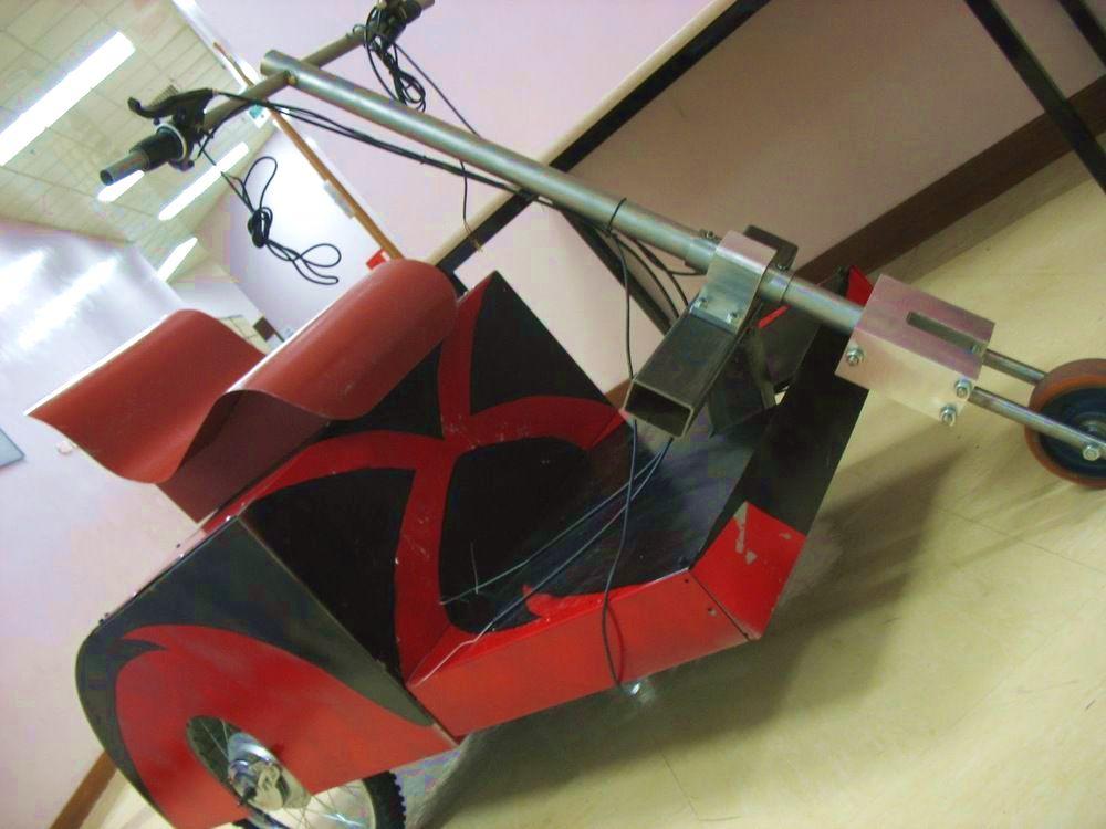 MU Project - 電動三輪車