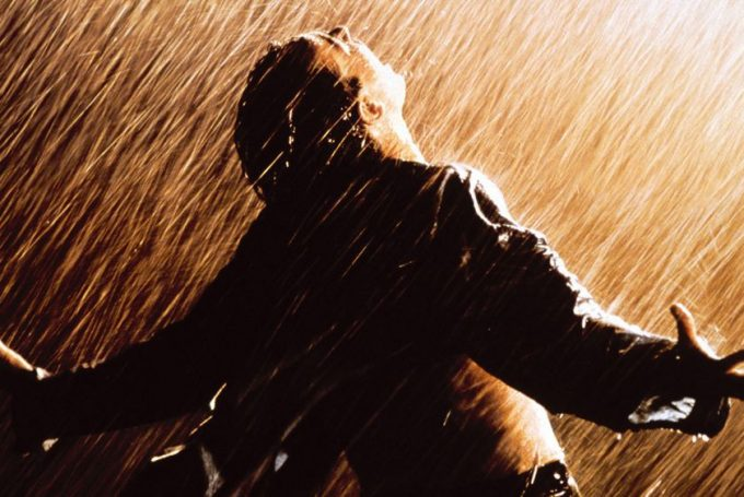 《The Shawshank Redemption》心中的監獄