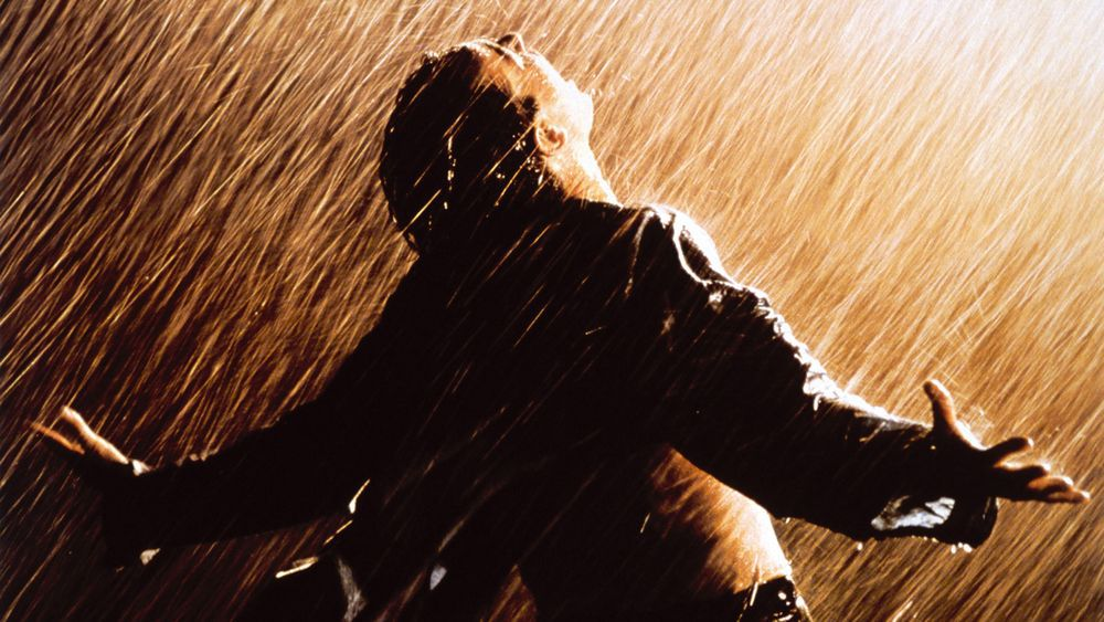 《The Shawshank Redemption》心中的監獄
