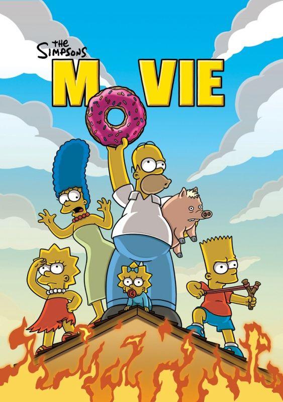 《The Simpsons Movie》我和傻佬有個約會